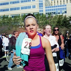 A 5k Finisher