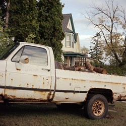 Rusty Truck For Sale