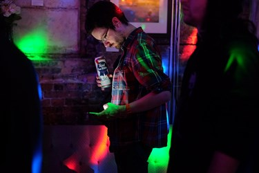 Night 2: Smartphone Checking