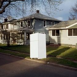 Curbside Refrigerator